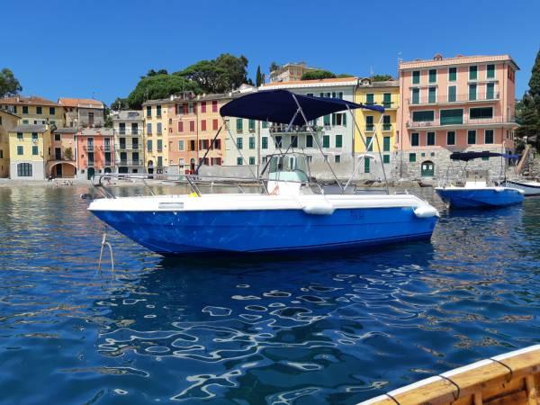Fiberglass Boat LAMBERTI 18.5'