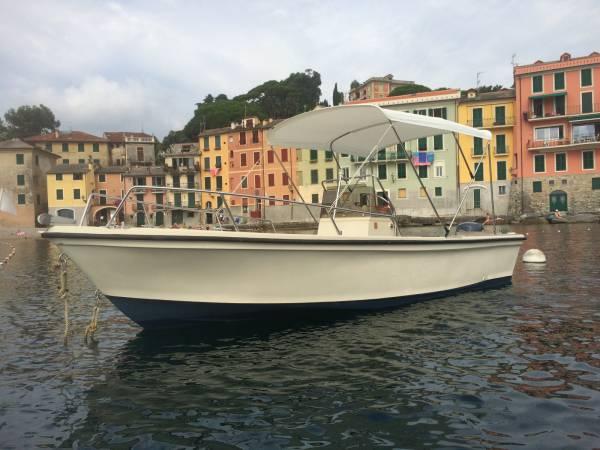 Fiberglass Boat MARINO 19'