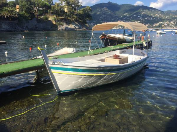 Ligurian Gozzo ENA