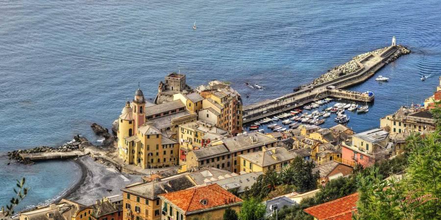 Portofino San Fruttuoso Camogli