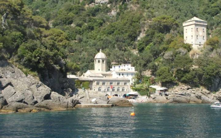 San Fruttuoso Portofino S.Margherita